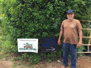 Ron Barretto - Ron's Nursery & Yard Service