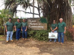 Kauai Nursery & Landscaping, Inc. Pono Endorsed