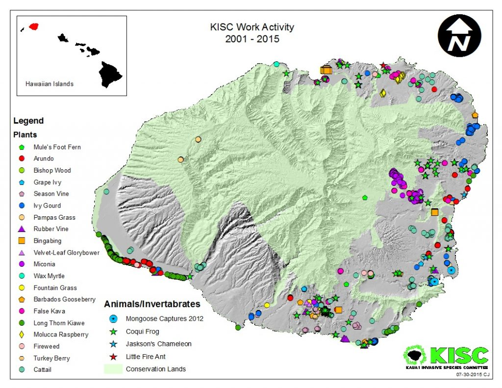 KISC Work Activity Map